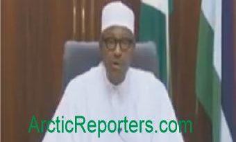 buhari speech election