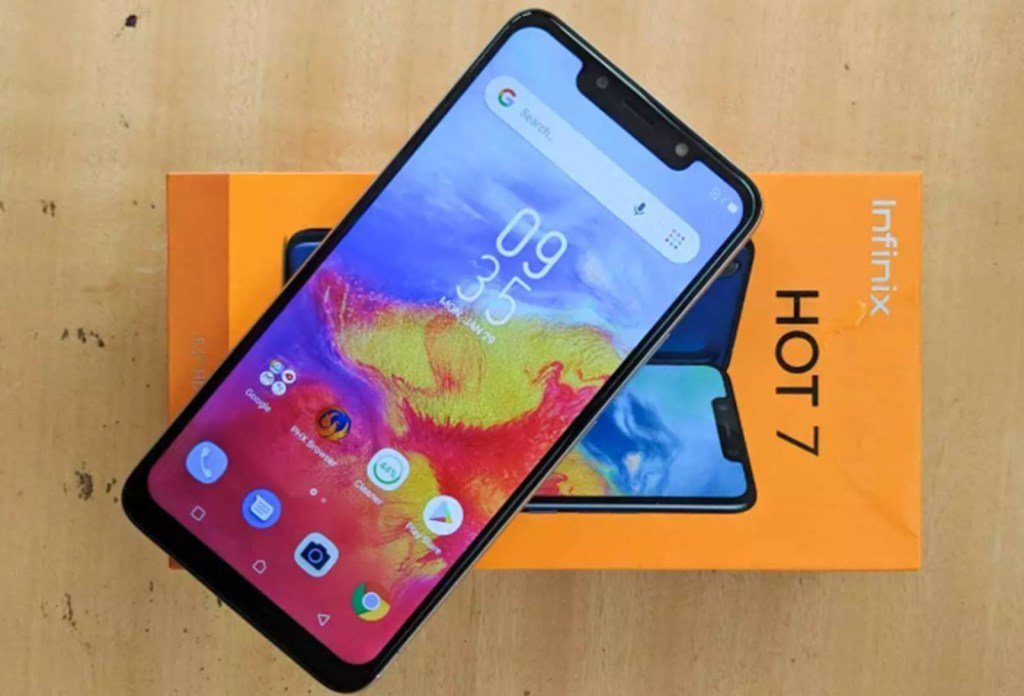 Infinix Hot 7 released, Description, cost, specs [2019