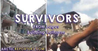 lagos building collapse survivors list