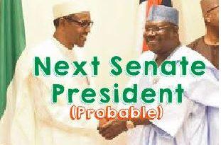 senate president 2019