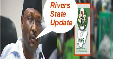 rivers state update inec