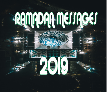 RAMADAN MESSAGES