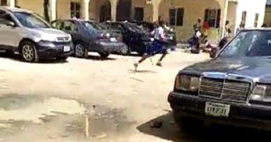 Secondary School Student Detonates  Grenade in School [Video]