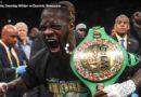 Deontay Wilder vs Dominic Breazeale [Highlights]