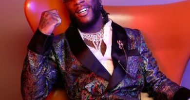 sPRITUAL BY BURNA BOY