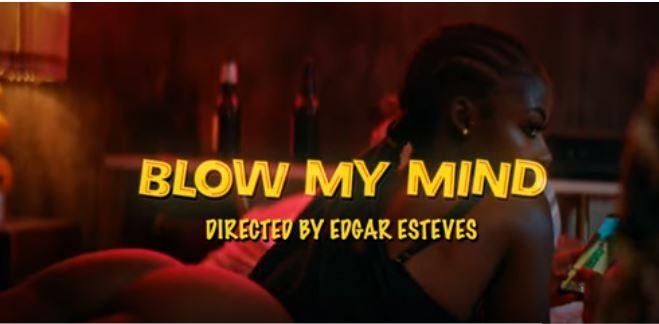 blow my mind davido chris brown