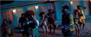 blow my mind music video