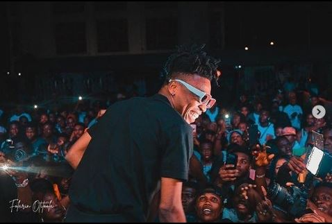 Mayorkun No Cap