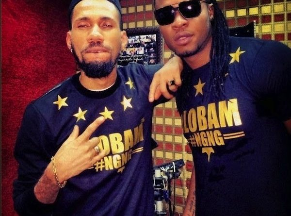 Phyno and Flavour vibe