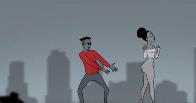 joeboy cartoon video mp4
