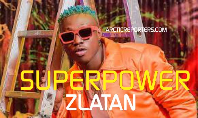 ZLATAN SUPERPOWER