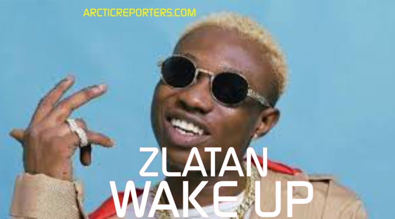 WAKE UP ZLATAN