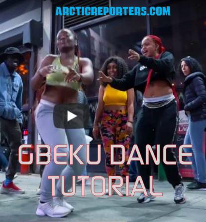 How to dance gbeku tutorial