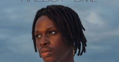 fireboy dml give me love oh