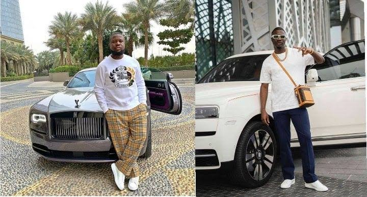 Hushpuppi and Woodberry handed over to the United States FBI by Dubai Police!