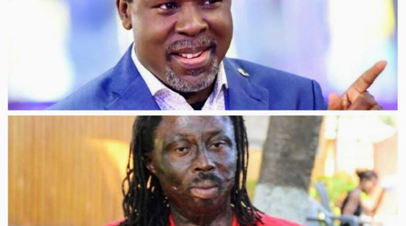 Native Doctor brags about killing Prophet TB Joshua in a spiritual Battle!!!