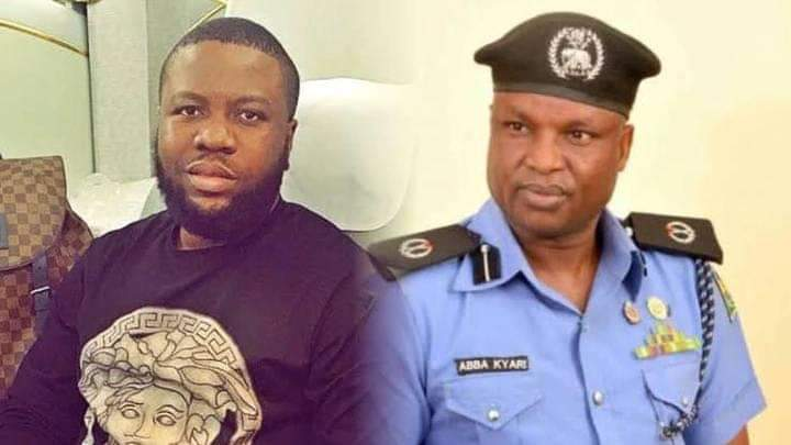 The Federal Bureau of Investigation (FBI) Agents In Second Meeting This Week With Nigeria's Police IG To Demand Abba Kyari's Arrest, Extradition.
